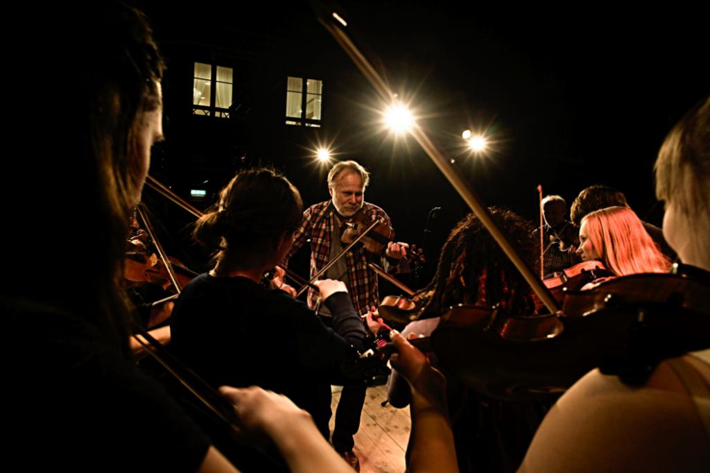 Från spelningen på Grand i Uppsala 2012. Foto: Börje Dahrén